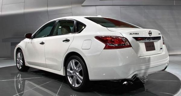 2014 Nissan Altima Hybrid Car Review Top Speed