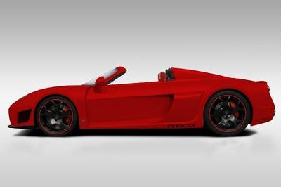 Noble M600 Could get an Open-Top Version