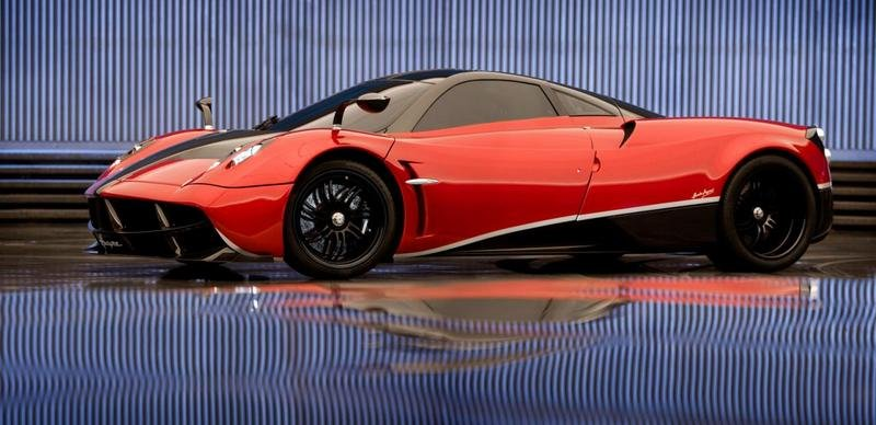 "Pagani Huayra the Latest to Join ""Transformers 4"" Cast"