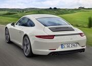 2014 Porsche 911 Carrera S 50th Anniversary Edition - image 509287
