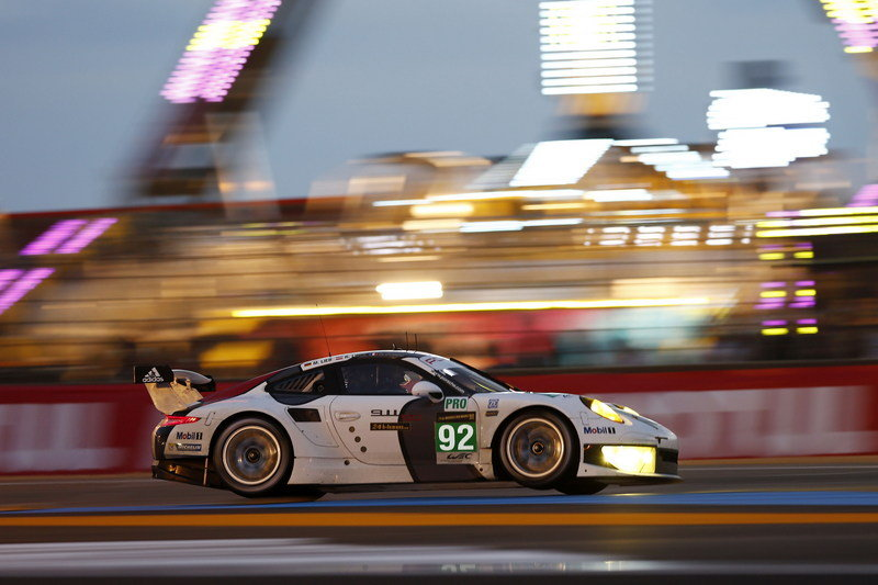 The Porsche 911 RSR Scores A 1-2 victory at Le Mans High Resolution Exterior - image 512549