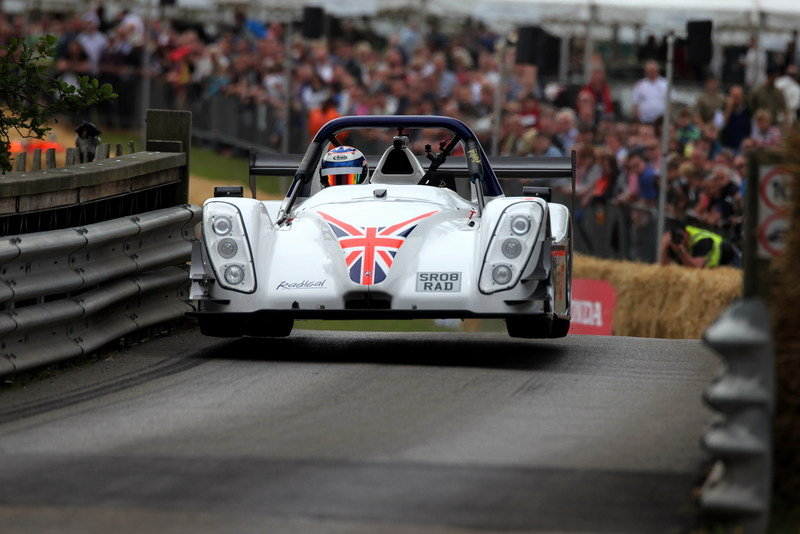 Radical SR8 RX Sets a New Record at Pageant of Power