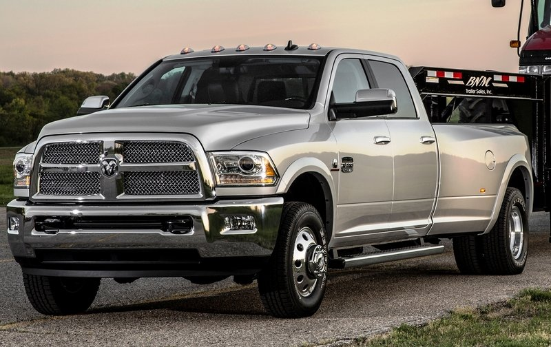 2014 Ram Heavy Duty High Resolution Exterior - image 513215