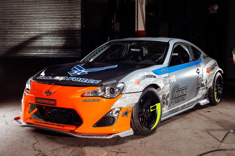 2013 Scion FR-S by TAngelo Racing