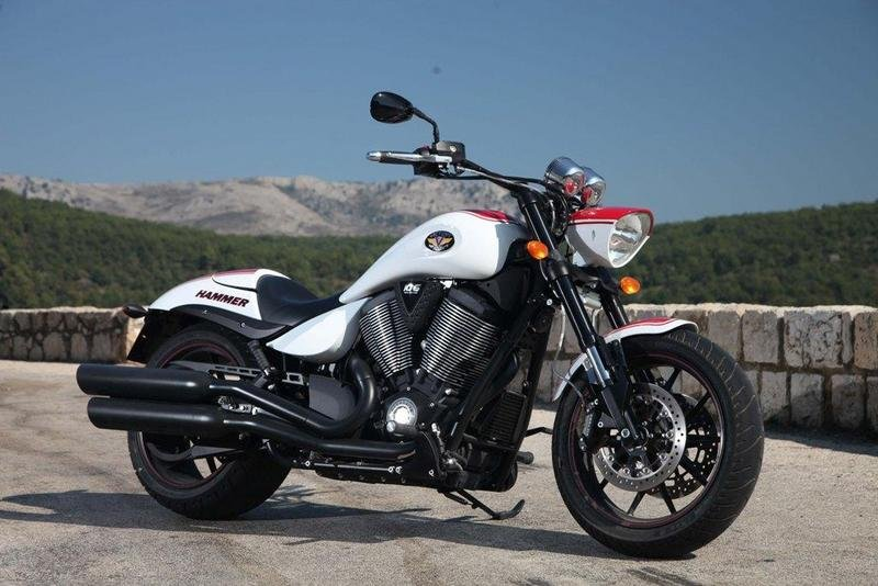 2013 Victory Hammer S