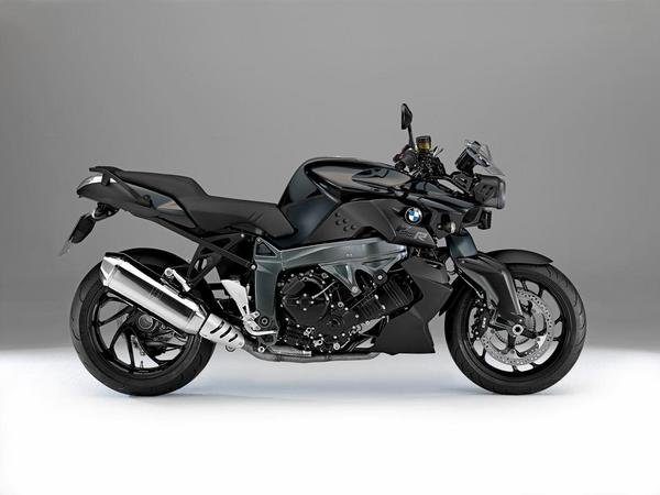 Granite Grey Paint >> 2013 BMW K1300R | motorcycle review @ Top Speed