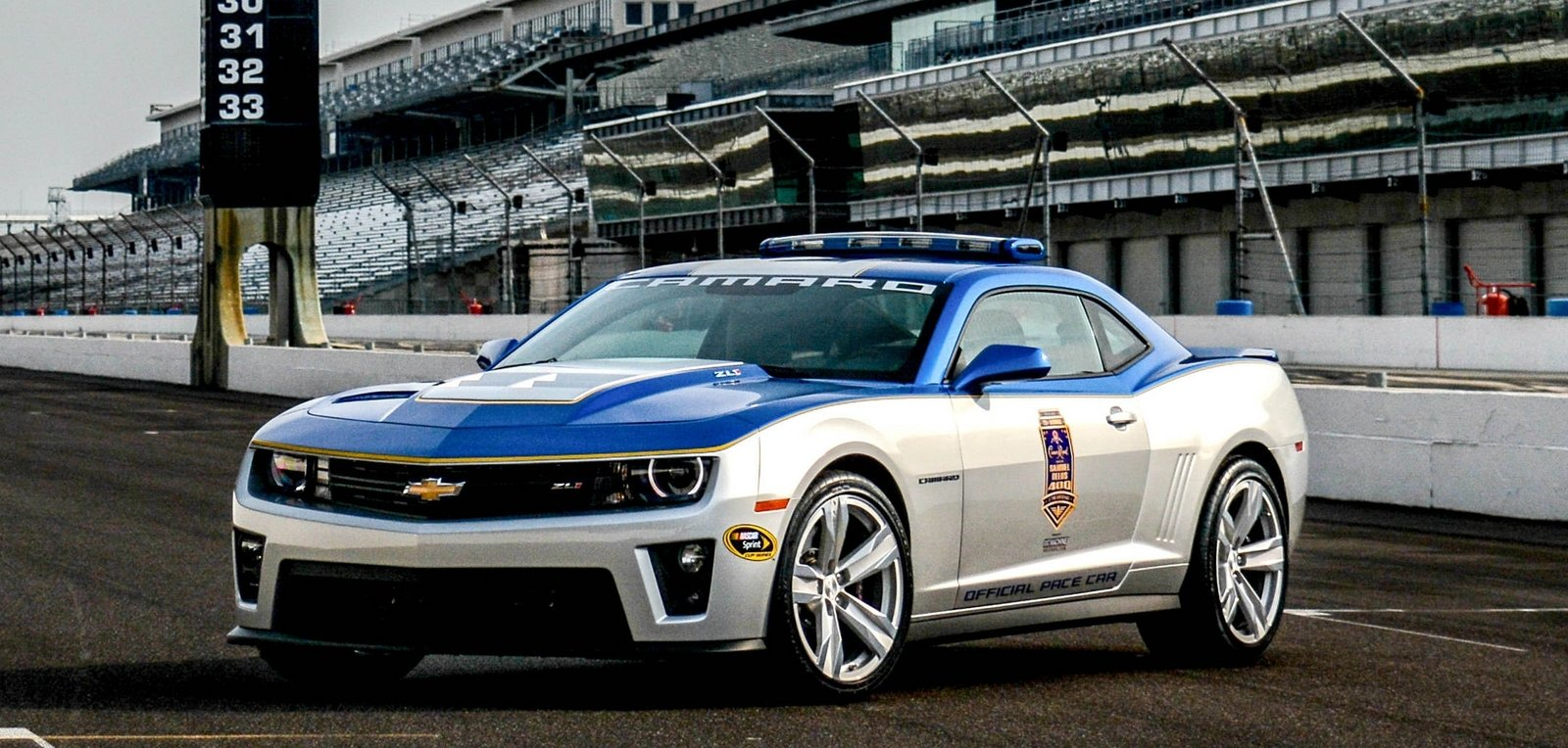 2013 Chevrolet Camaro Zl1 Pace Car Picture 516309 Car