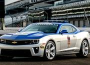 2013 Chevrolet Camaro ZL1 Pace Car - image 516309