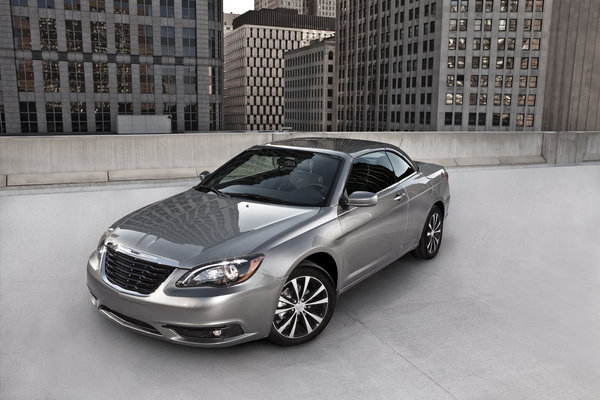 2013 Chrysler 200 Convertible Car Review Top Speed