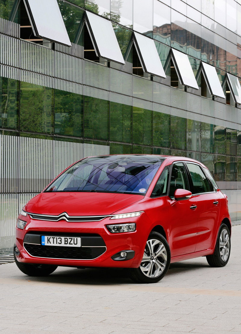 2013 citroen c4 picasso review top speed. Black Bedroom Furniture Sets. Home Design Ideas