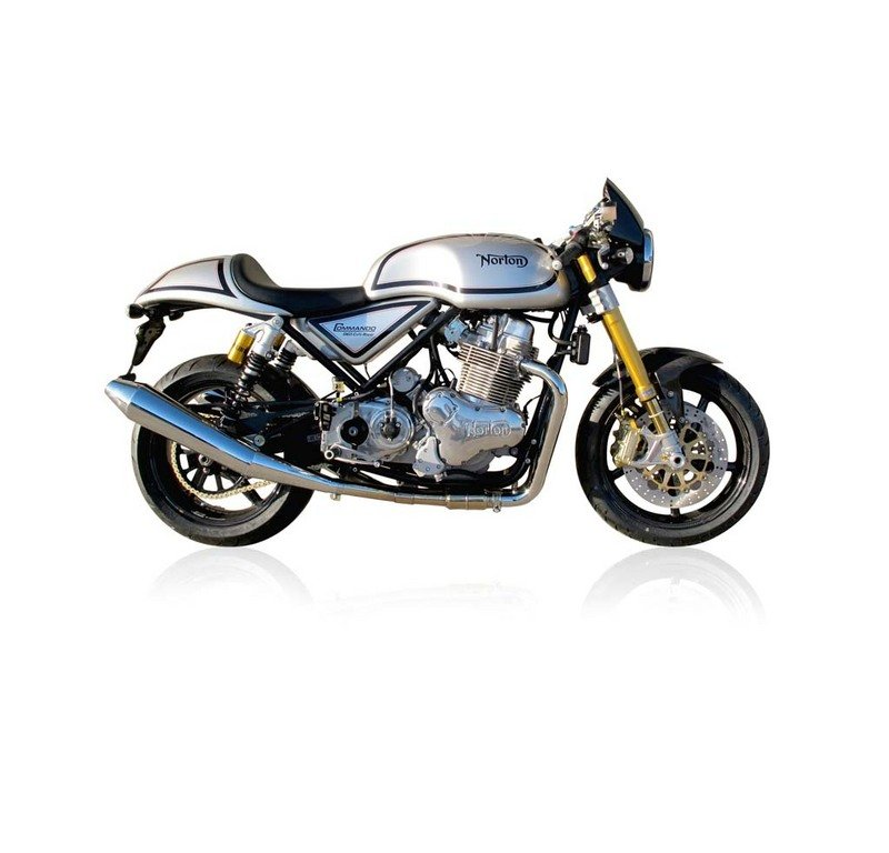 2013 Norton Commando 961 Cafe Racer