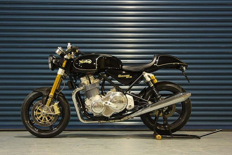 2013 Norton Commando 961 Sport