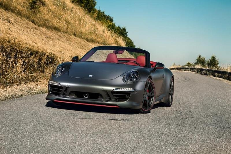 2013 Porsche 911 4S Cabriolet by TechArt