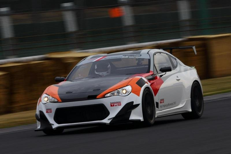 2013 Toyota GT 86 Griffon by TRD