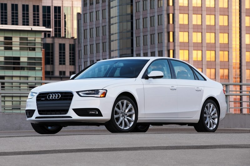 2014 - 2015 Audi A4 High Resolution Exterior - image 513864