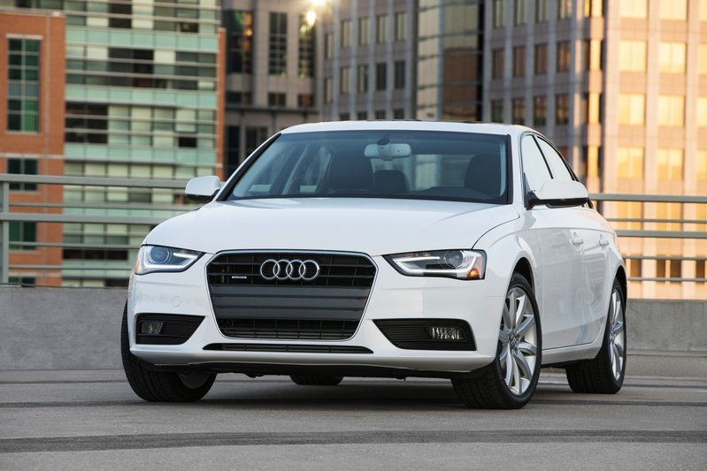 2014 - 2015 Audi A4 High Resolution Exterior - image 513862