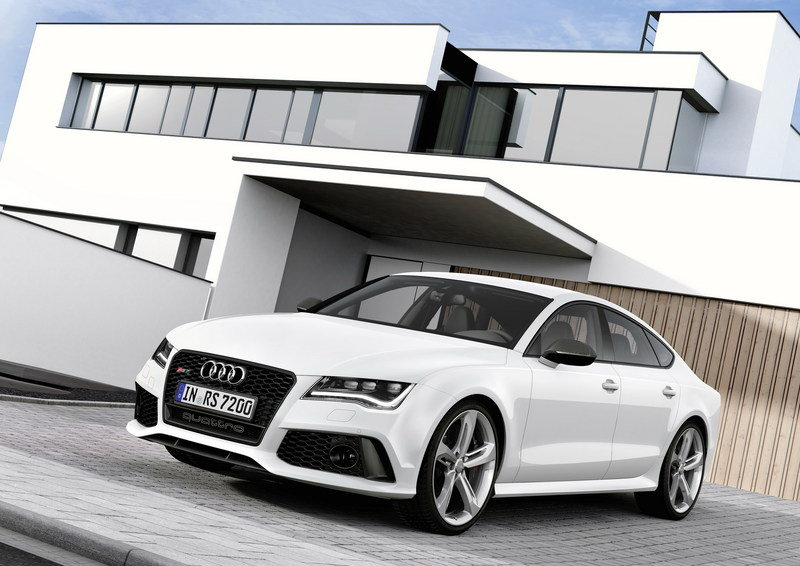 2014 Audi RS 7 High Resolution Exterior - image 517222