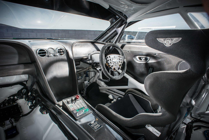 2014 Bentley Continental GT3 Race Car High Resolution Interior - image 514771