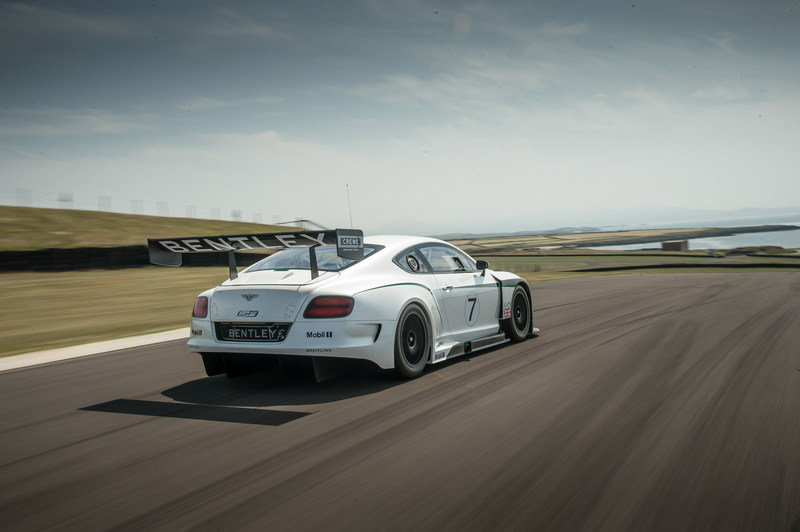 2014 Bentley Continental GT3 Race Car High Resolution Exterior - image 514761