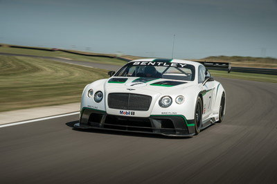2014 Bentley Continental GT3 Race Car - image 514762