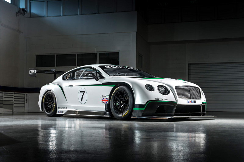 2014 Bentley Continental GT3 Race Car High Resolution Exterior Wallpaper quality - image 514765