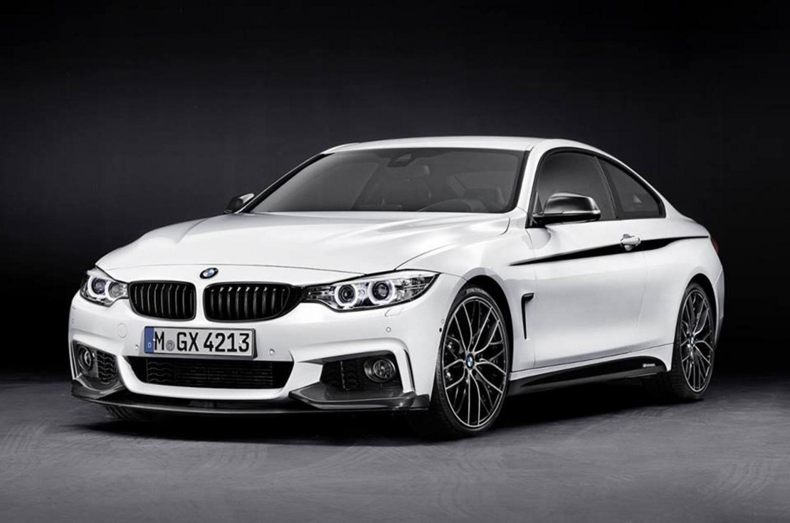 BMW Series Coupe M Performance Parts Review Top Speed - 435xi bmw