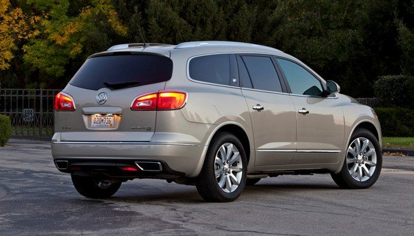 2014 buick enclave car review top speed. Black Bedroom Furniture Sets. Home Design Ideas