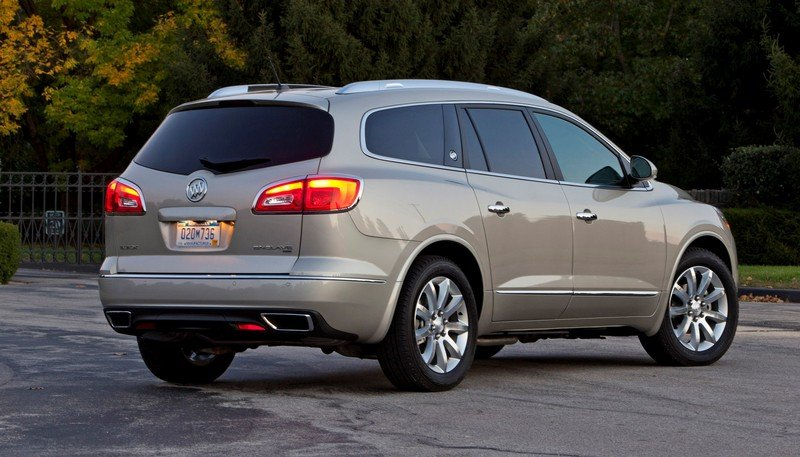 2014 Buick Enclave | Top Speed