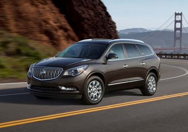 2014 buick enclave picture 514998 car review top speed. Cars Review. Best American Auto & Cars Review