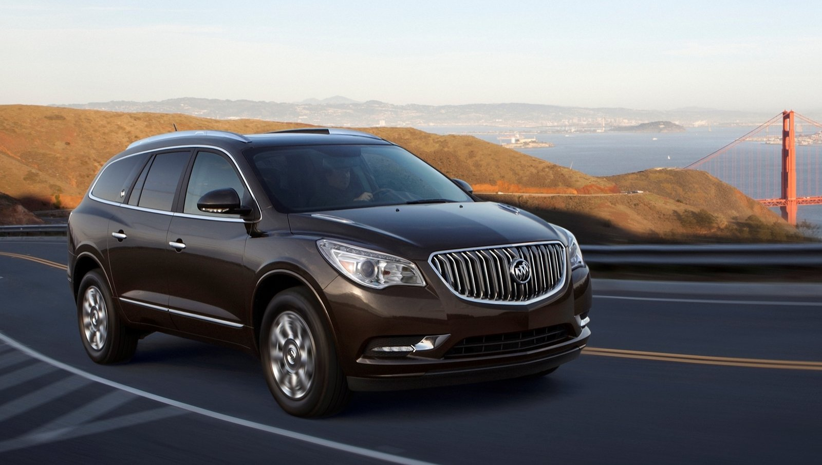 2014 buick enclave review top speed. Black Bedroom Furniture Sets. Home Design Ideas