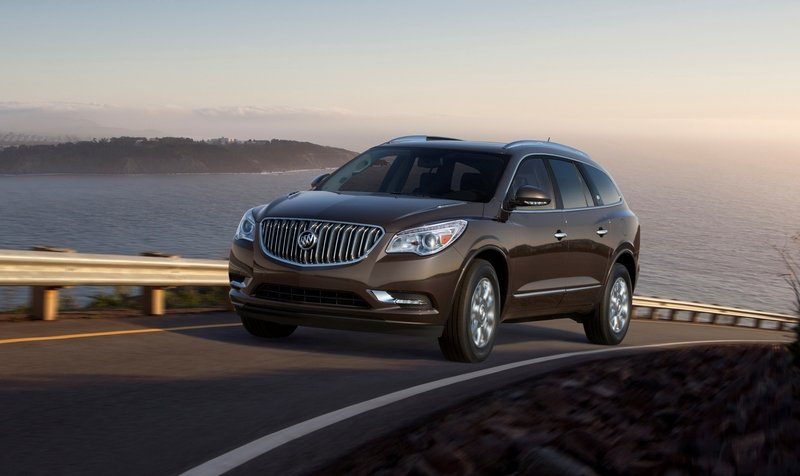 2014 buick enclave review top speed. Cars Review. Best American Auto & Cars Review