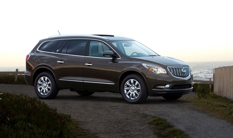 2014 Buick Enclave High Resolution Exterior - image 515005