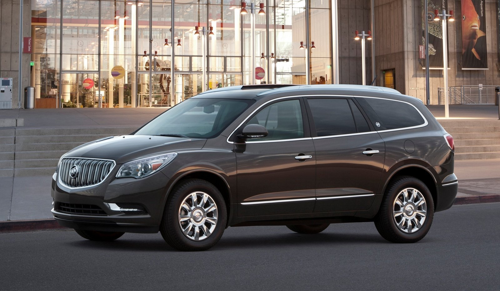 2014 buick enclave picture 515007 car review top speed. Black Bedroom Furniture Sets. Home Design Ideas