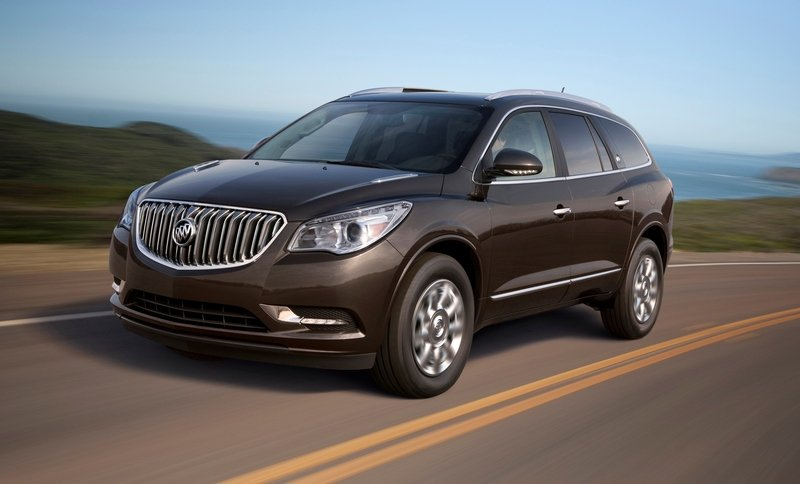 2014 Buick Enclave High Resolution Exterior - image 515008