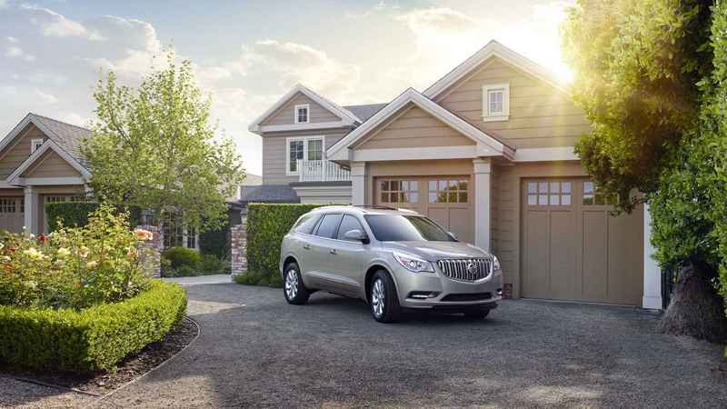 2014 Buick Enclave High Resolution Exterior - image 515034