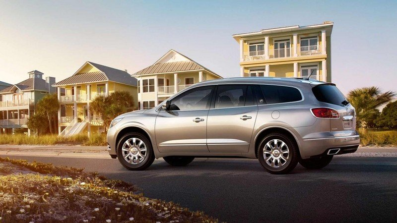 2014 Buick Enclave High Resolution Exterior - image 515044