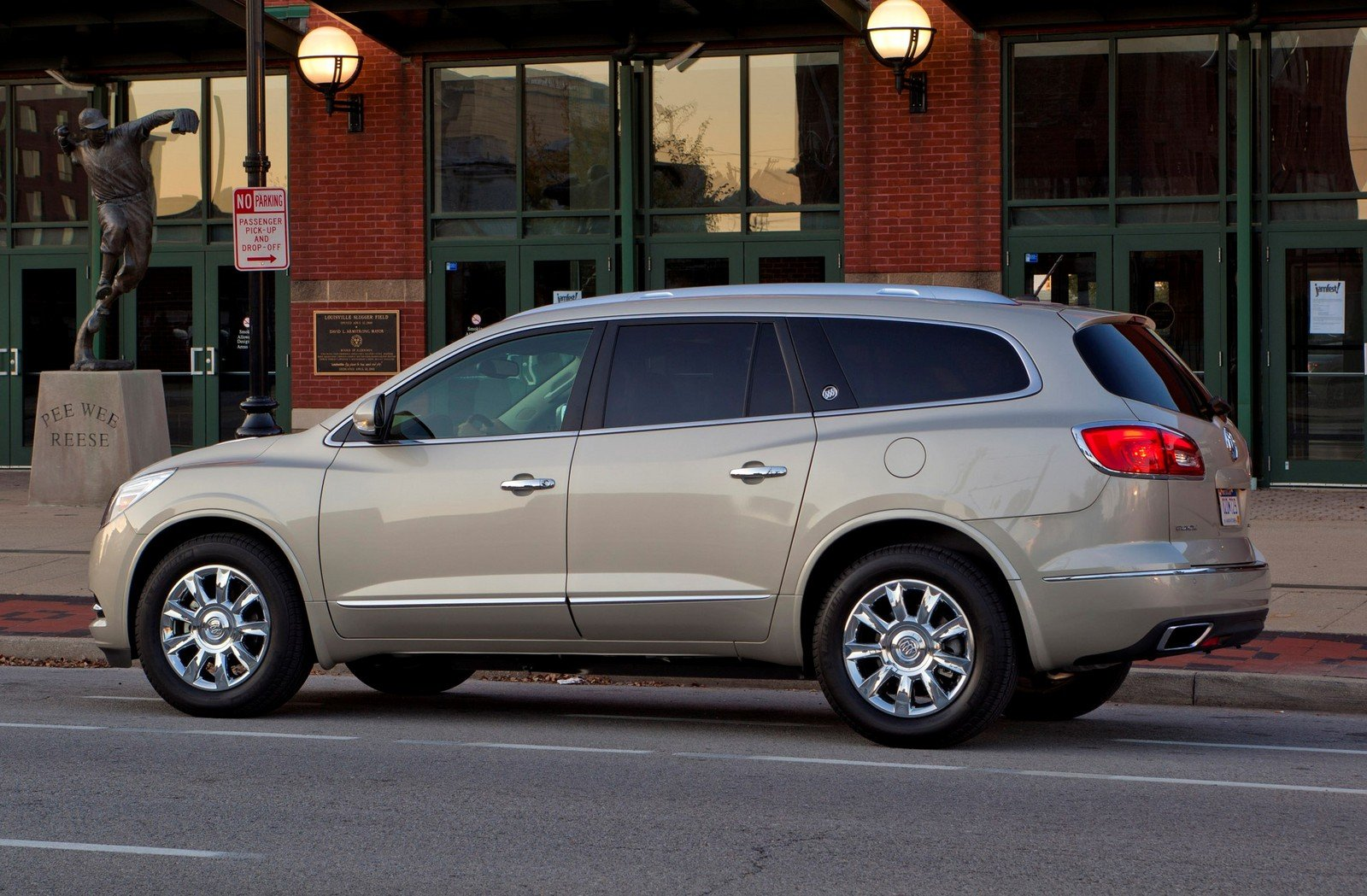 2014 buick enclave picture 514992 car review top speed. Black Bedroom Furniture Sets. Home Design Ideas