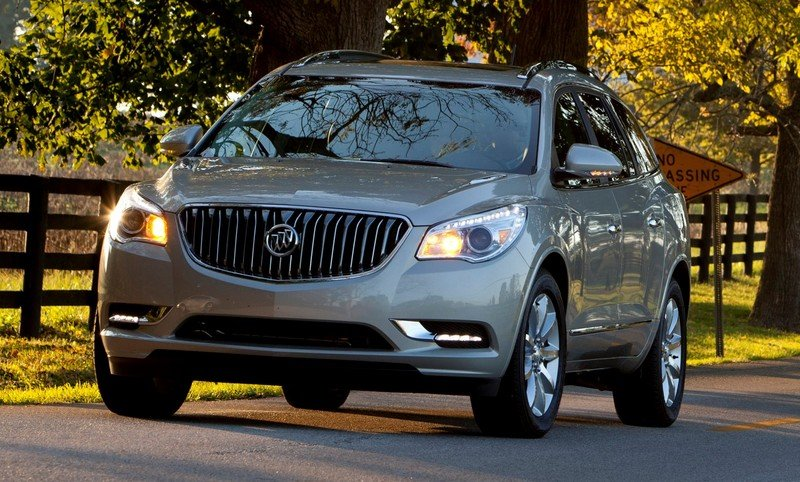 2014 Buick Enclave High Resolution Exterior - image 514994