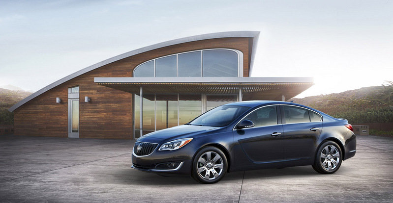 2014 Buick Regal High Resolution Exterior - image 513358