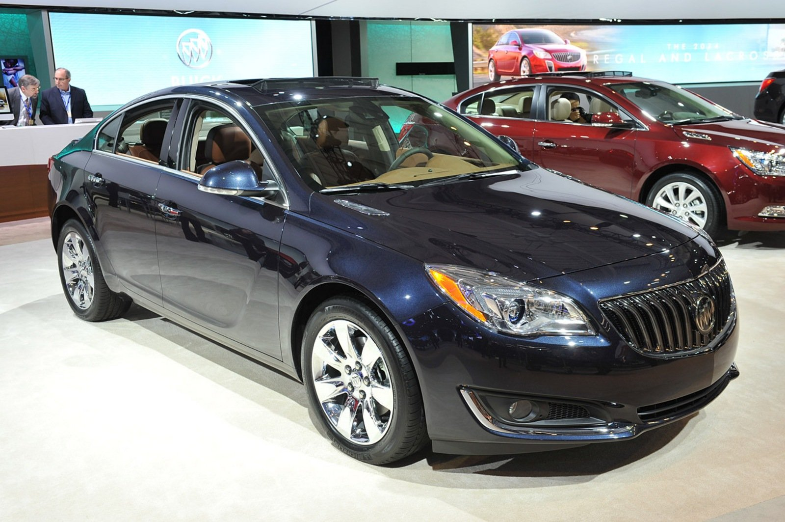 2014 buick regal review top speed. Black Bedroom Furniture Sets. Home Design Ideas