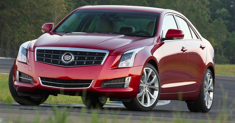 2014 Cadillac ATS High Resolution Exterior - image 514223