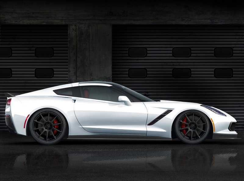 2014 Chevrolet Corvette Stingray C7 by Hennessey High Resolution Exterior - image 515227