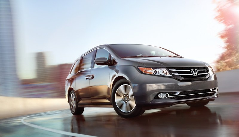 2014 Honda Odyssey High Resolution Exterior Wallpaper quality - image 516659