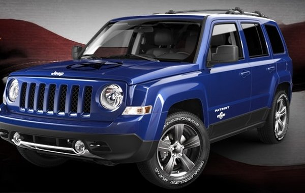 2014 Jeep Patriot Review  Top Speed