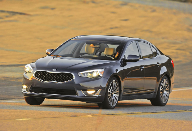 2014 - 2015 Kia Cadenza High Resolution Exterior - image 515825