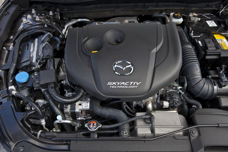 2014 Mazda3 Sedan High Resolution Drivetrain - image 514819