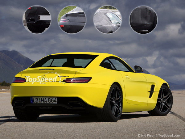 2015 Report Mercedes Benz Slc Gt Amg To Be Unveiled At