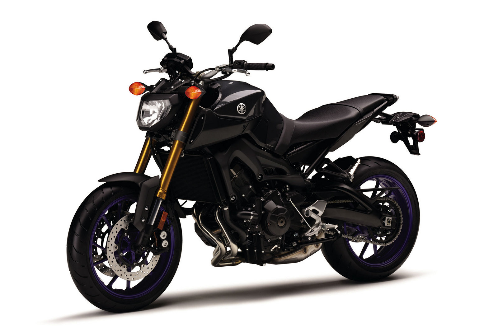 2014 Yamaha Fz 09 Top Speed