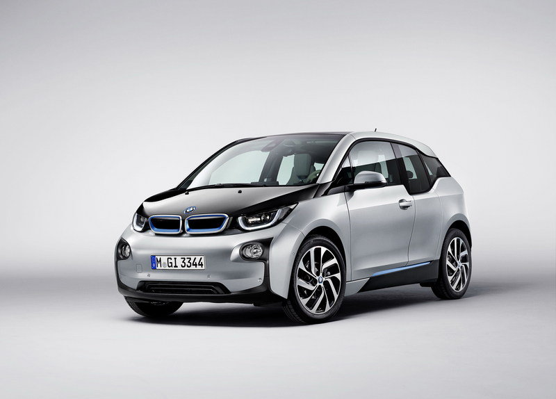 2015 BMW i3 High Resolution Exterior - image 516758