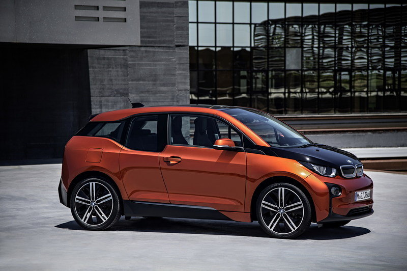 2015 BMW i3 High Resolution Exterior - image 516782